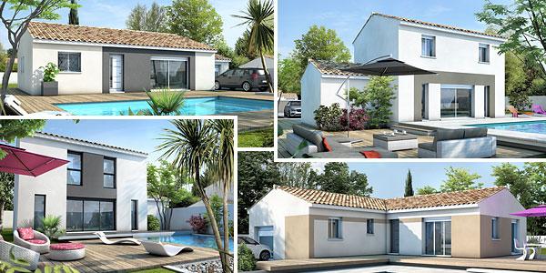Nos modèles de maison